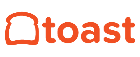 toast pos logo