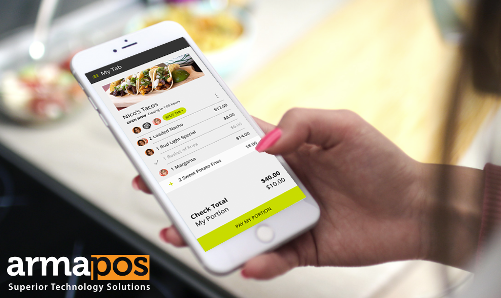 ARMA POS Contactless Payments Vemos Pay